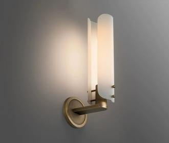 【4月新品】轻奢壁灯 后现代客厅过道走廊卧室床头简约北欧壁灯