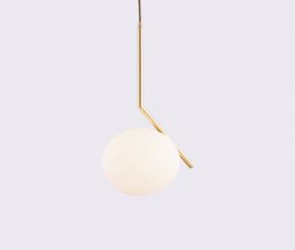 新款简约现代个性吊灯 创意客厅卧室圆球吊灯欧式异形意大利吊灯