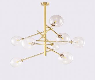 后现代吊灯北欧创意全铜轻奢客厅灯卧室灯饰餐厅个性现代简约灯具