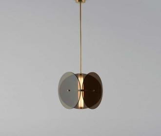 现代创意玻璃床头小吊灯艺术沙发旁设计师样板房卧室玄关吊灯
