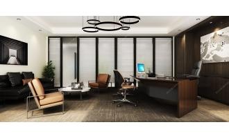 重庆市华岩酒店用品城办公室装饰工程
