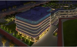 千叶大厦亮化设计视频方案
